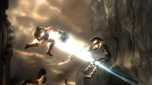 God of War III Developer Interviews.