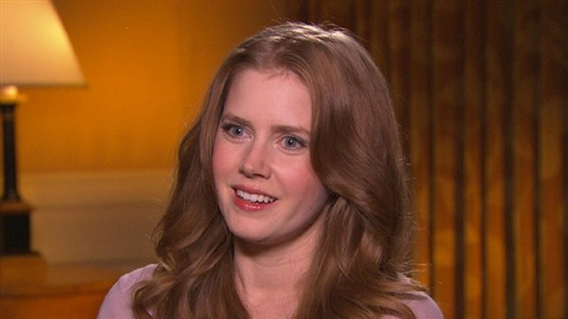 [Amy Adams Is 'Flabbergasted' Over Her 'Fighter' Character]