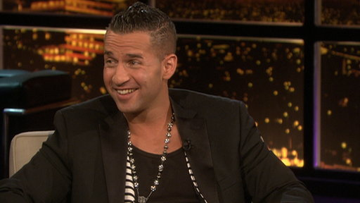 "[Mike ""The Situation"" Sorrentino]"