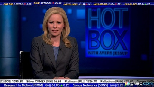 The Hot Box With Avery Jessup Video