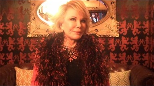 Twitter Questions: Joan Rivers Video