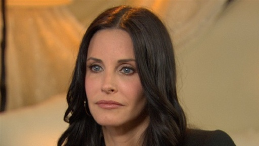 [Courteney Cox Talks David Arquette's Car Accident & Offers Prais]