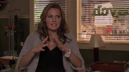[Maggie Lawson, Part 2]