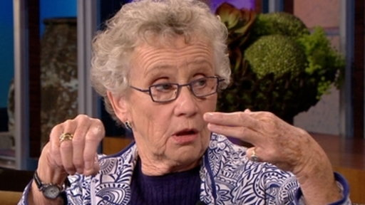 Sue Johanson on #1 sex question asked from both boys and girls.