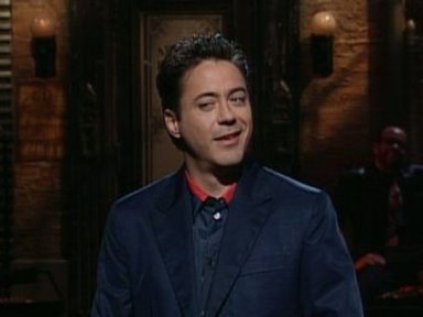 Robert Downey Jr. Monologue Video