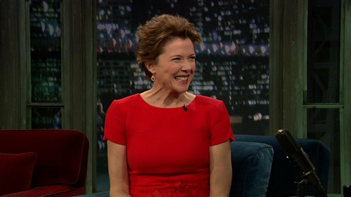 Annette Bening Video