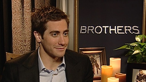 Jake Gyllenhaal On 'Brothers' and Working With Tobey Maguire Video