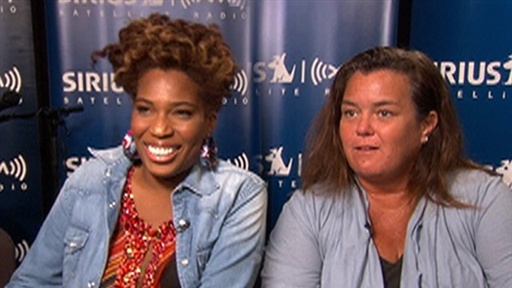 [Macy Gray: Rosie O'Donnell's Grammy Shout-Out 'Saved My Life']