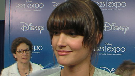 [Cobie Smulders Discusses 'The Avengers' & 'How I Met Your Mother]