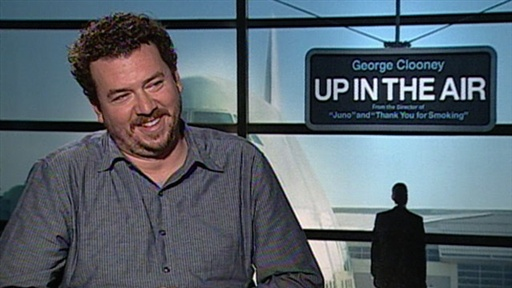 Danny McBride: &#39;Up in the Air&#39; was a &#39;Fun Challenge&#39; Video