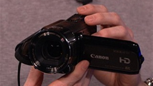 Canon Vixia HF S11 Camcorder Review Video