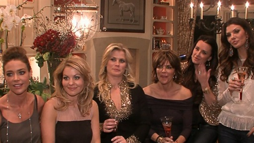 Hollywood's Hottest Moms Get-Together Video