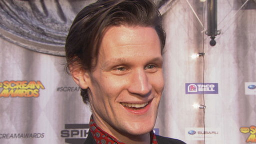 [Matt Smith Talks 'Dr. Who']