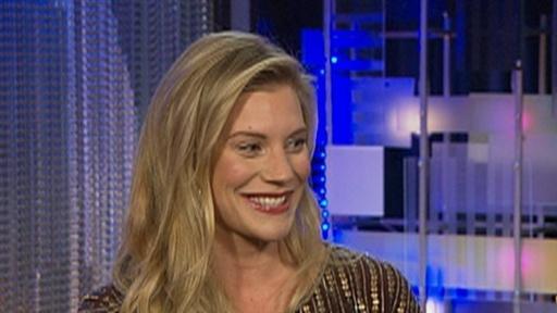 Kate Sackhoff: 'When Do I Get to Kiss Freddie Prinze Jr.?' Video