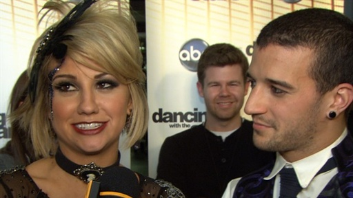 Mark Ballas Reveals Details of His Date With 'Idol' Castoff Pia view on break.com tube online.