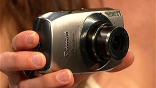 Canon PowerShot 500 HS Review Video
