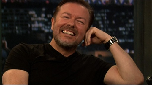 Ricky Gervais Video