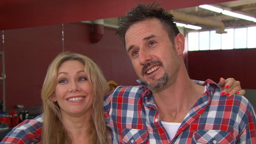 [How Did David Arquette Get the 'Dancing' Nickname 'Mr. Generous']