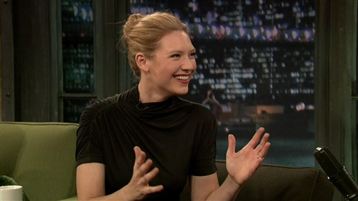 [Anna Torv: Australia and Accents]
