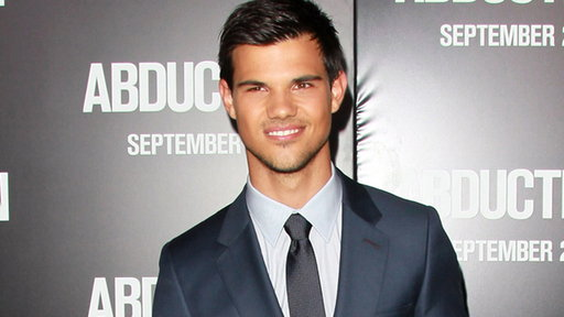 [Taylor Lautner's 'Abduction' Premiere]