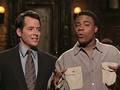 Matthew Broderick Monologue Video