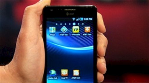 Samsung Infuse 4G Smartphone Review Video