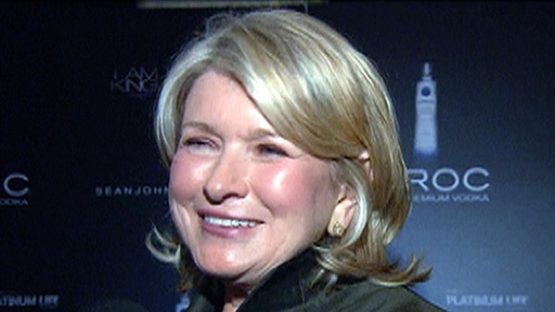 Martha Stewart Explains Her Dream About Robert Pattinson Video