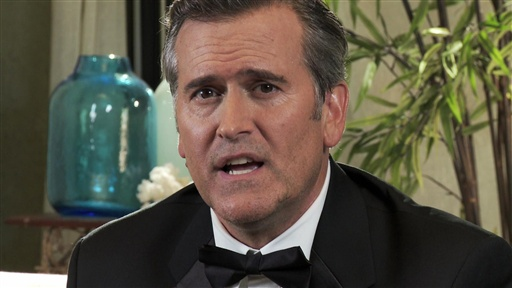 Bruce Campbell Answers Fan Questions Video
