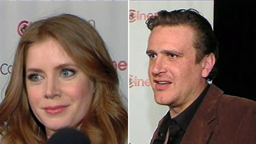 [Amy Adams On Playing Lois Lane in 'Superman' & Jason Segel On Wo]