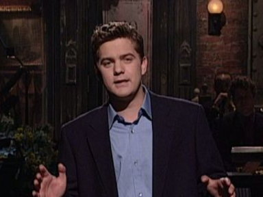 Joshua Jackson Monologue Video