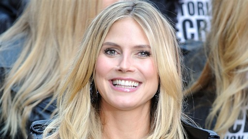 [Heidi Klum Talks Victoria's Secret's American Model Search]