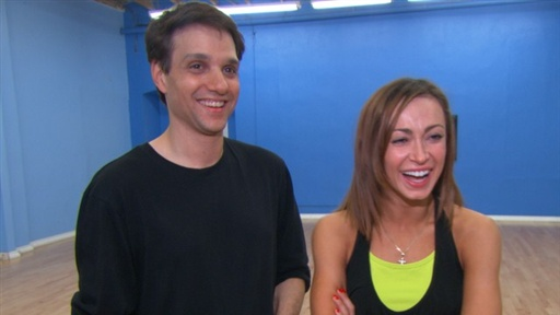 How Is Ralph Macchio's 'Dancing' Injury? Video