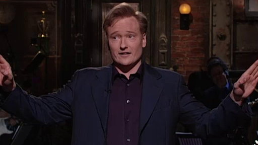 Conan O&#39;Brien Monologue Video
