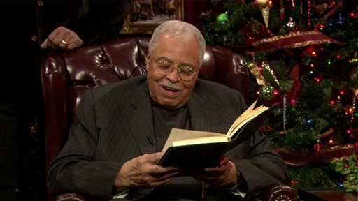 ['Twas the Night Before Christmas With James Earl Jones and Aaron]
