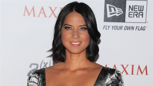 Olivia Munn On Being #2 On Maxim's Hot 100 List: '#2 Is the Best Video