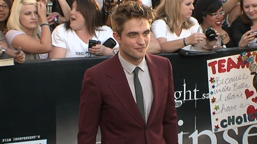 Happy Birthday, Robert Pattinson Video