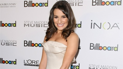 [Lea Michele: It's 'Awesome' That 'Glee' Is Nominated for a Gramm]