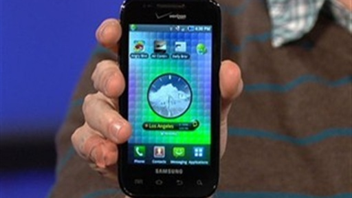 Samsung Fascinate Smartphone Review view on break.com tube online.