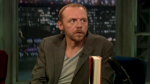 Simon Pegg Video