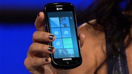 Samsung Focus with Windows Phone 7 Review Video