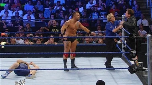 Santino Marella vs. Cousin Sal Video