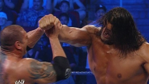 [The Great Khali vs. Batista]