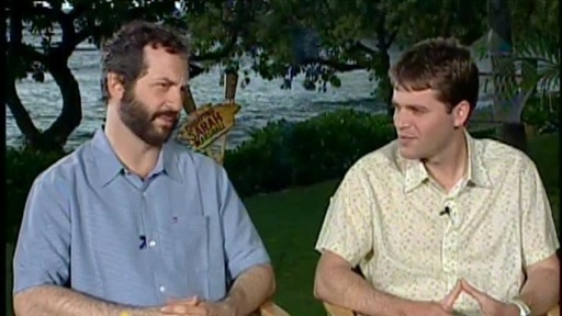 Judd Apatow, Nicholas Stoller: Comedy Geniuses? Video
