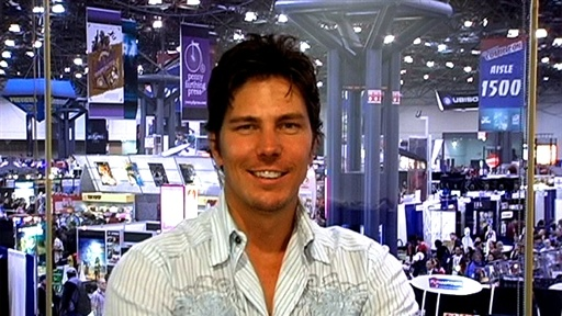 Michael Trucco Q&A, Part 1 Video