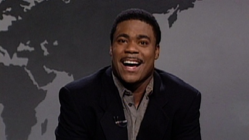 [Tracy Morgan: The Other Black Guy]