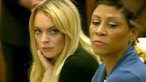 Lindsay Lohan in Court: The Judge Sounds Off! Video