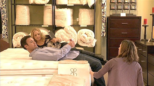 Mattress Shopping Video
