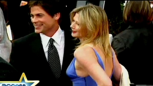 Rob Lowe Scandal Heating Up Video