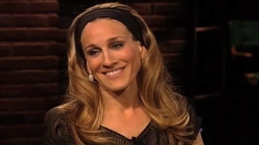 Sarah Jessica Parker on Carrie Video