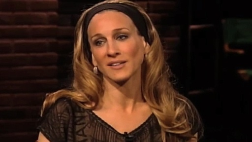 [Sarah Jessica Parker on Attractive Roles]